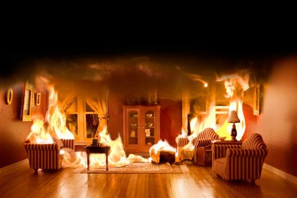 miniature model house on fire ultra realistic How to Make Small Scale Super Realistic Model Landscapes