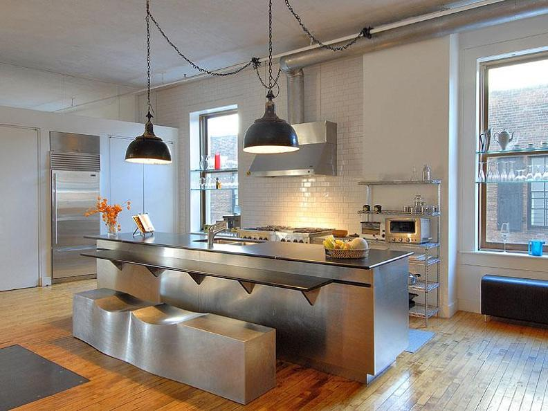 Ridiculous Open Concept Luxury Loft In Soho Twistedsifter