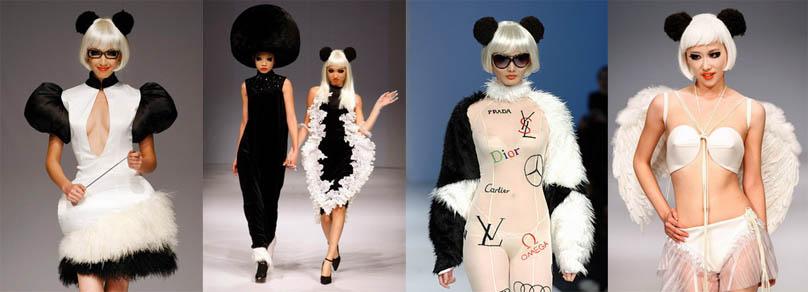 panda fashion 11 Reasons why the Bronze goes to... Pandas!