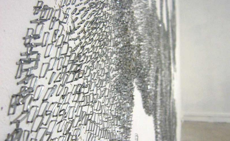 staple art by baptiste debombourg Picture of the Day   February 25, 2010
