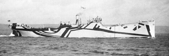 war clover dazzle camo actual The History of Razzle Dazzle Camouflage