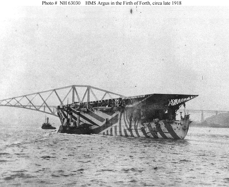world war one camouflage The History of Razzle Dazzle Camouflage