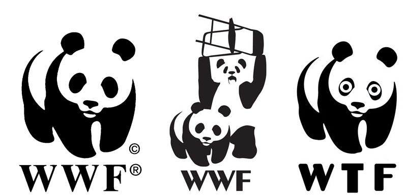 wwf panda logos 11 Reasons why the Bronze goes to... Pandas!