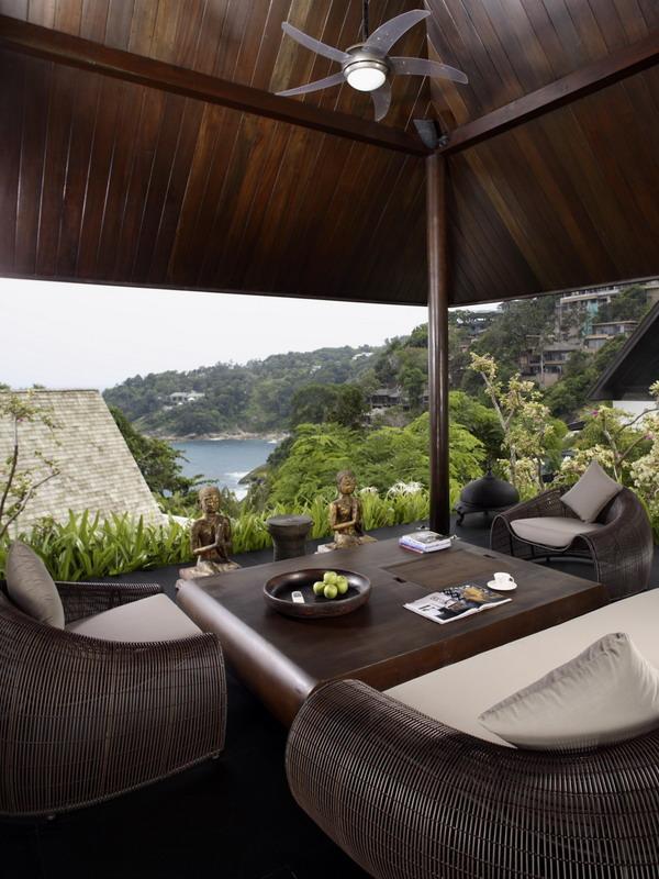beautiful villa in kamala phuket What a Mansion in Thailand Looks Like
