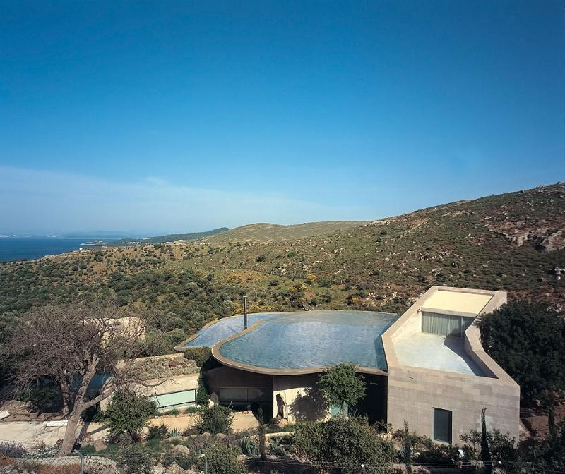 exploded house by gad bodrum turkey How to Build a Mansion When the Law Prohibits It