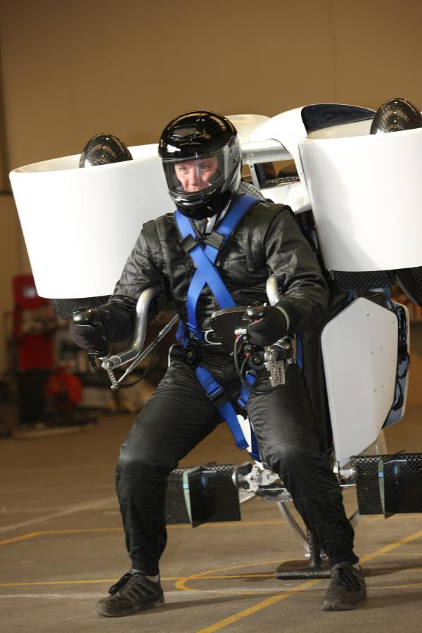pilot flying a martin personal jet pack I Believe I Can Fly: The Personal Jetpack is Here!