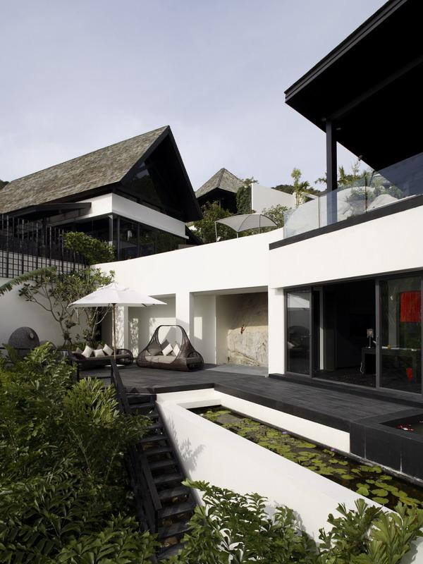 stunning villa kamala beach phuket thailand What a Mansion in Thailand Looks Like