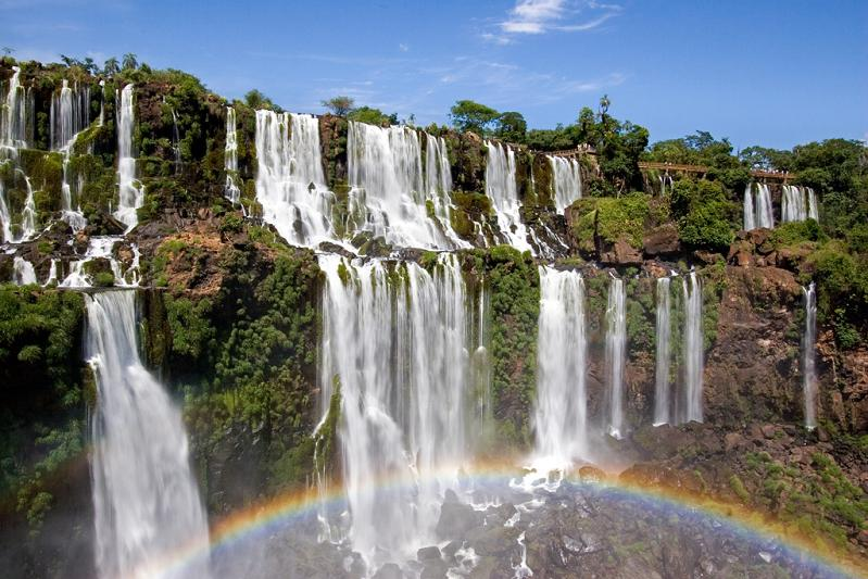 stunning waterfall photography Iguazu Falls: 15 Amazing Pictures, 10 Incredible Facts