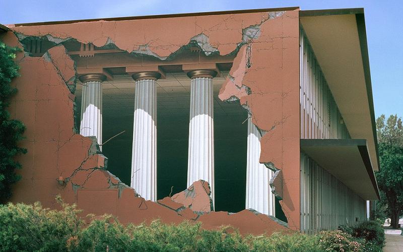 3d wall art by john pugh Trompe Loeil: Incredible 3D Wall Art by John Pugh