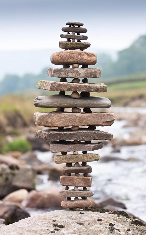 amazing balancing rocks life is all about balance Picture of the Day   Life Is All About Balance