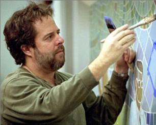 artist john pugh painting Trompe Loeil: Incredible 3D Wall Art by John Pugh
