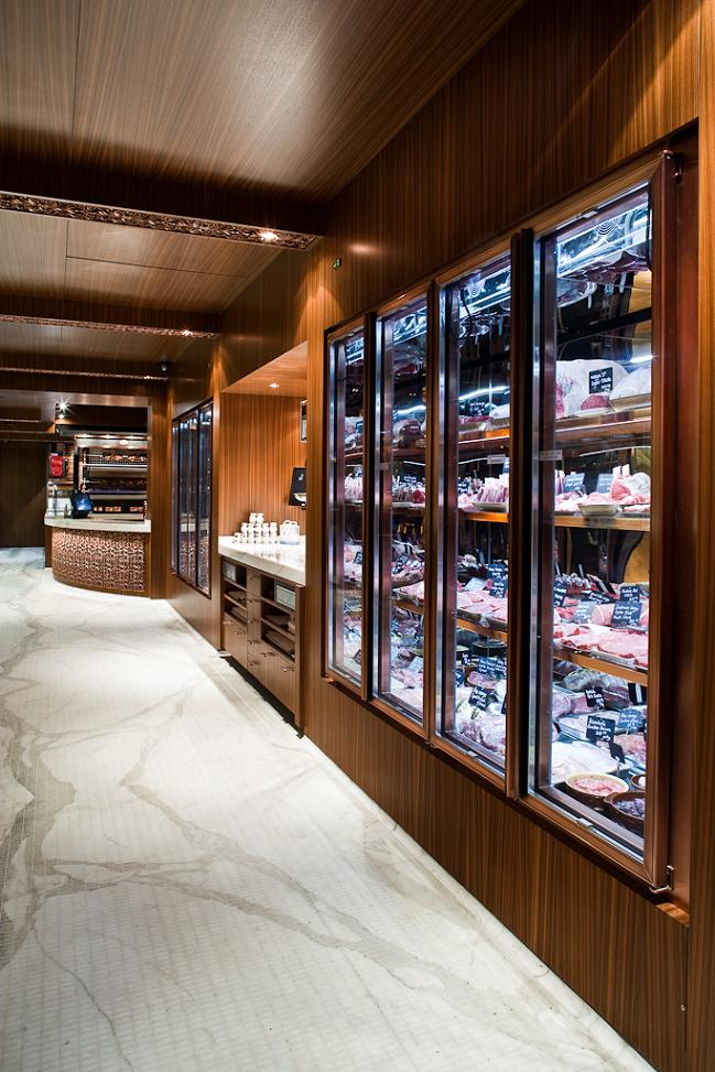 best designed butcher store in the world The Coolest Butcher Shop in Australia