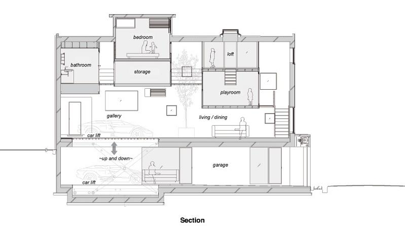 kre-house-tokyo-japan-layout