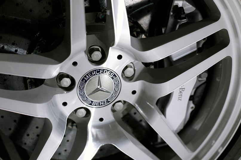 mercedes benz slr wheels The Stirling Moss SLR