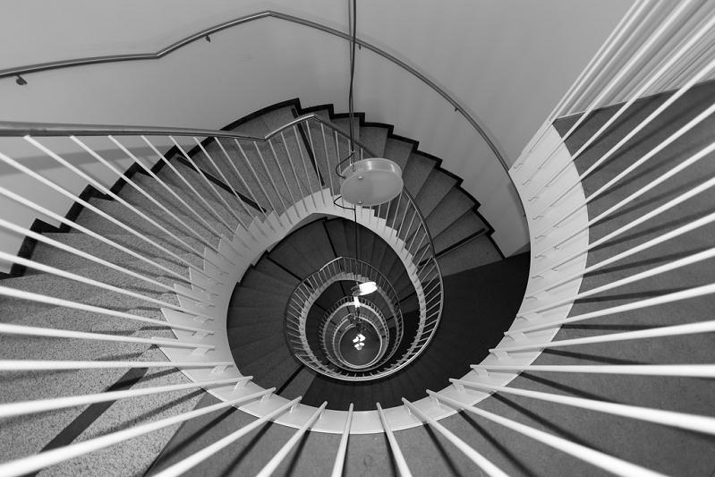 Spiral Staircase Kvr Munich 25 Stunning Images Of Spiral Staircases