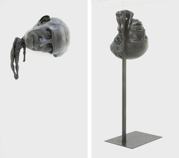 Ever Seen a Sculpture with a GiganticHead?