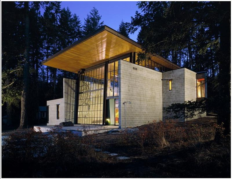 Chicken Point Cabin Olson Kundig Architects Lake Travis Retreat Beautiful Cottage In Texas