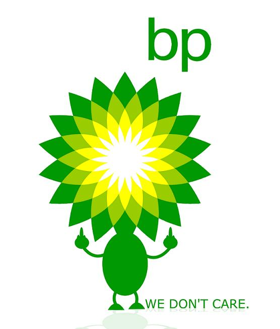 f u bp logo Rebranding the BP Logo: The 25 Funniest and Most Creative
