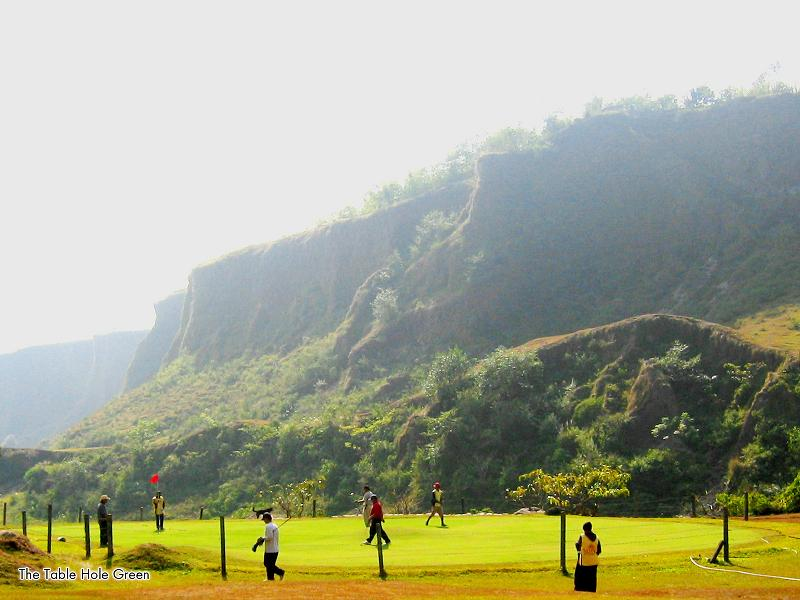 golf course in the himalaya mountains The Most Exotic Golf Course in the World