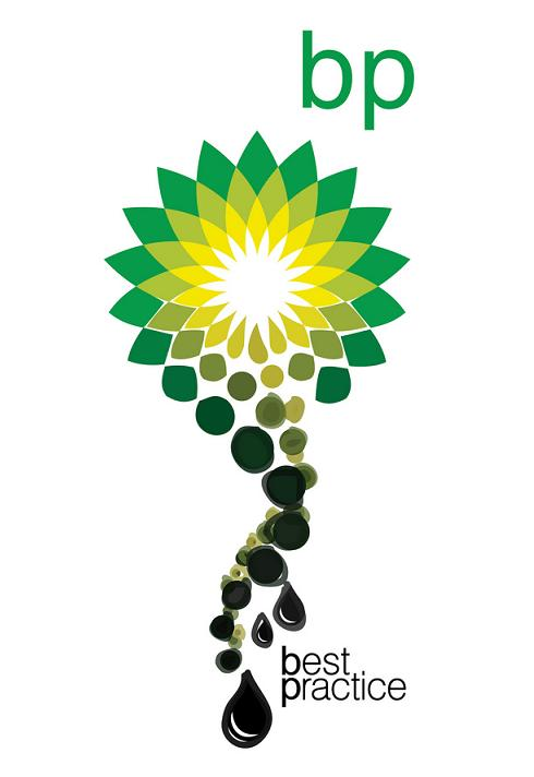 logo bp hacked