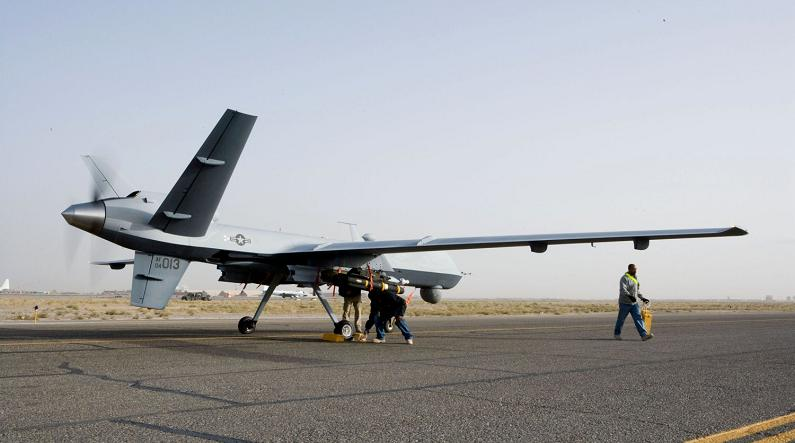 Military Drone Worlds Deadliest The MQ 9 REAPER