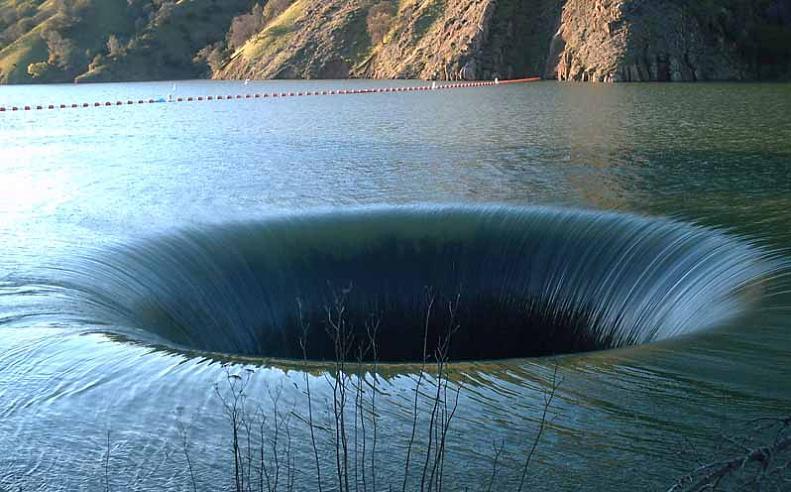 huge spillway believe