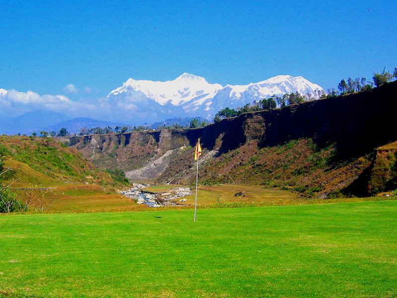most exotic golf course in the world The Most Exotic Golf Course in the World