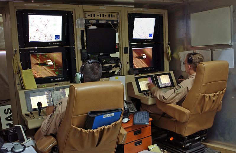 mq 9 reaper control center pilots The Worlds Deadliest Drone: MQ 9 REAPER
