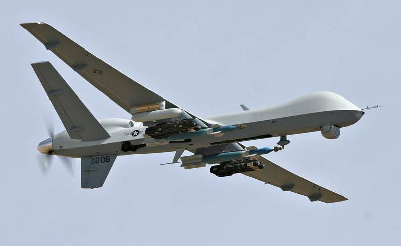 Predator B Drone Mq 9 Reaper The Worlds Deadliest MQ REAPER