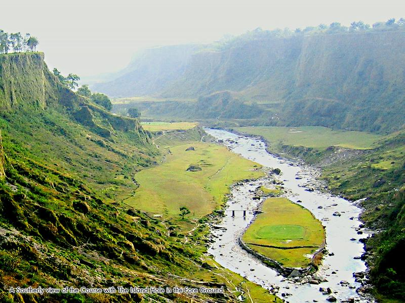 the craziest golf course in the world himalayan golf course The Most Exotic Golf Course in the World