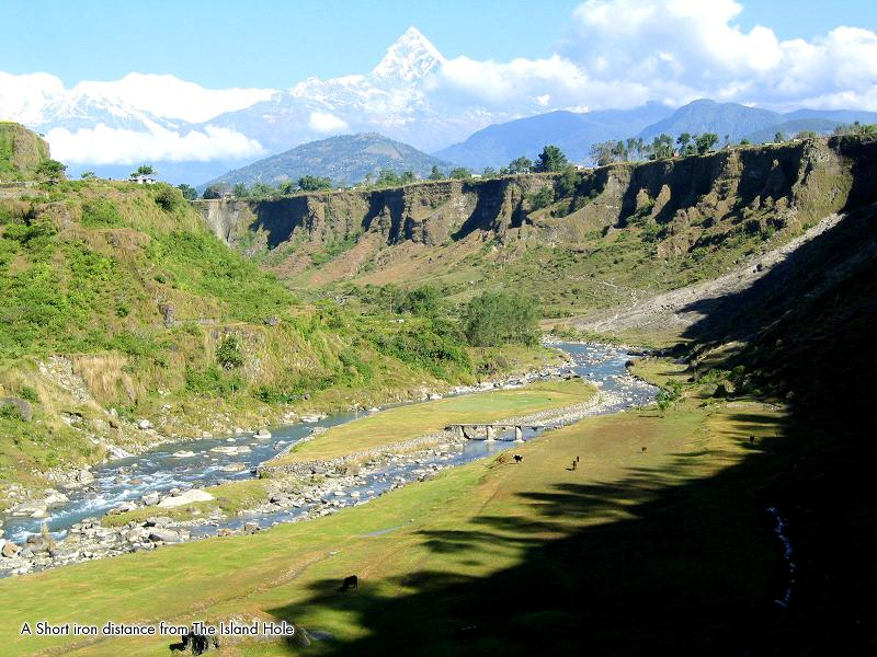 the himalayan golf course hgc nepal The Most Exotic Golf Course in the World