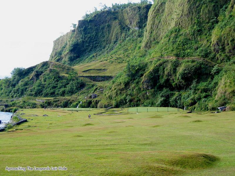 the most scenic golf course in the world The Most Exotic Golf Course in the World