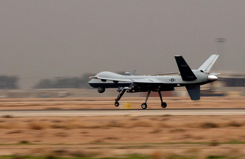 usaf drone uav rpv mq 9 reaper The Worlds Deadliest Drone: MQ 9 REAPER