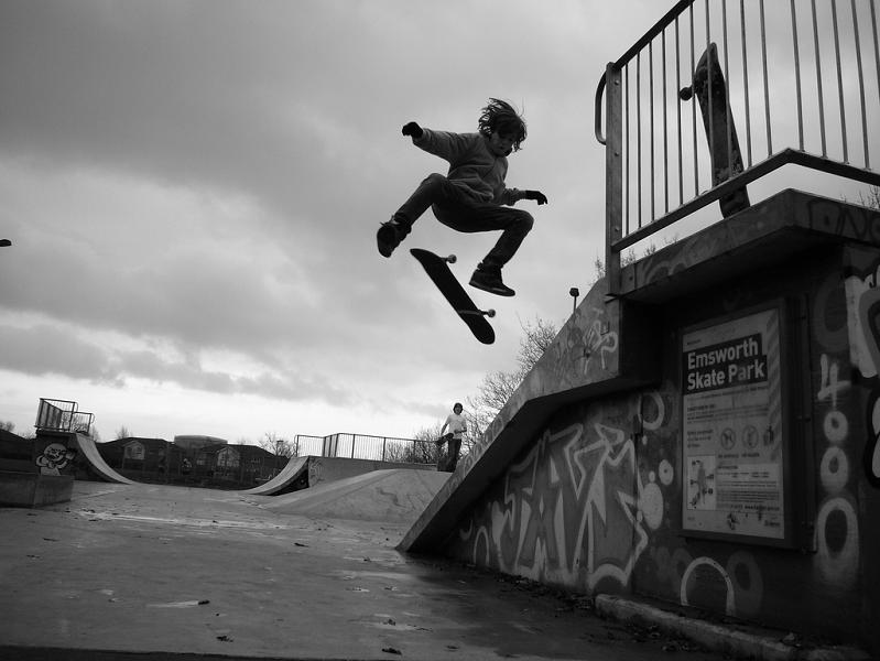 10 Black White Kick Flip The Art And History Of Kickflip 21 Pics