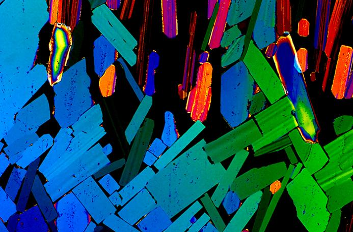 Alcoholic Art: Liquor Under a Microscope
