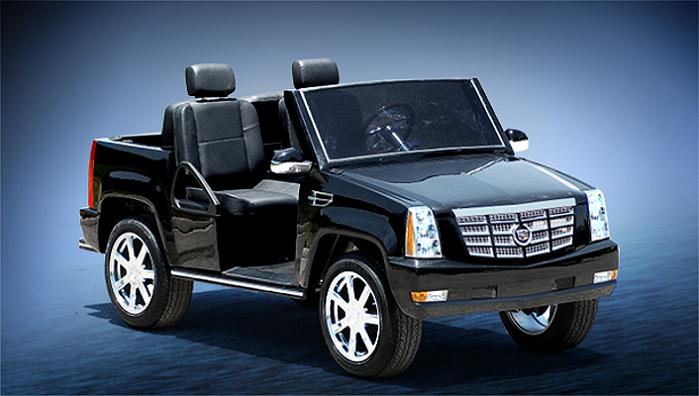 cadillac escalade golf cart Top 10 Customized Luxury Golf Carts