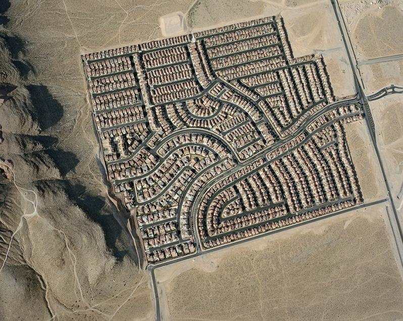 christoph gielen aerial urban sprawl subdivision united states Urban Sprawl in the United States: 10 Incredible Aerials