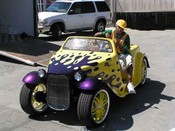 Top 10 Customized Luxury GolfCarts