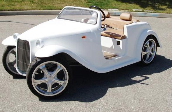 2018 Golf Carts >> Top 10 Customized Luxury Golf Carts «TwistedSifter