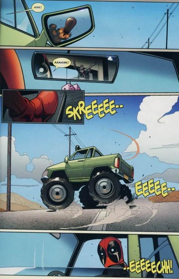 Aawk! [Comic Strip]
