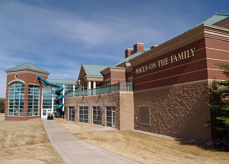 focus on the family centre colorado 5 Buildings So Big They Have Their Own ZIP Code!