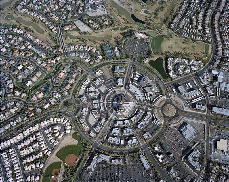 housing subdivision aerial in nevada united states Urban Sprawl in the United States: 10 Incredible Aerials