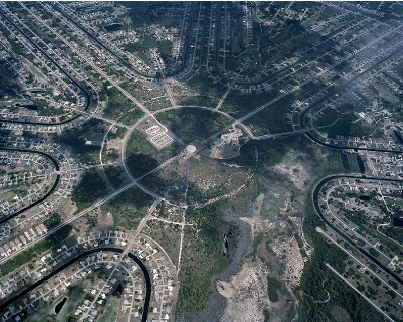 housing subdivision urban sprawl sterling ridge florida christoph gielen Urban Sprawl in the United States: 10 Incredible Aerials