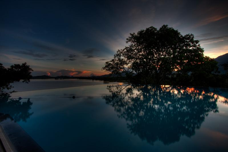 kandalama hotel dambulla sri lanka infinity pool 25 Stunning Infinity Pools Around the World