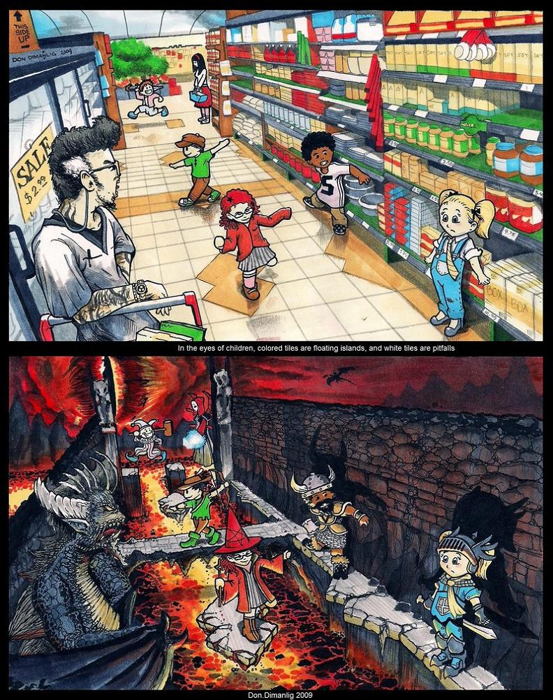 Imagination [Comic Strip] «TwistedSifter