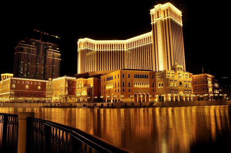 Biggest casino in macau gambling laws in minnesota