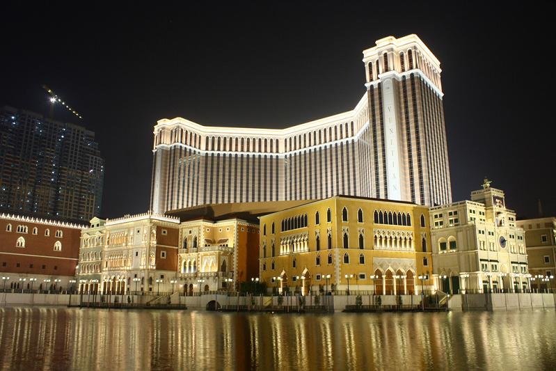 macau largest casino in the world