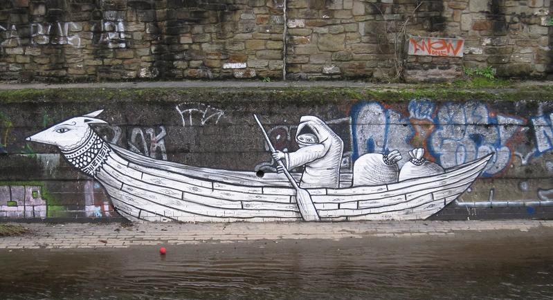 phlegm-graffiti