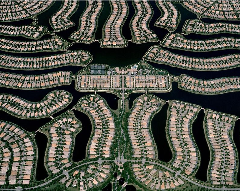 skye isle florida aerial urban sprawl subdivision Urban Sprawl in the United States: 10 Incredible Aerials