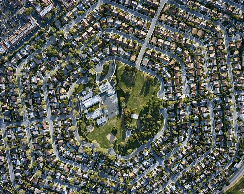 urban sprawl in california deer crest subdivision Urban Sprawl in the United States: 10 Incredible Aerials